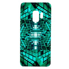 Texture Building Structure Pattern Samsung Galaxy S9 Tpu Uv Case