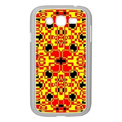 Rby 72 Samsung Galaxy Grand Duos I9082 Case (white) by ArtworkByPatrick