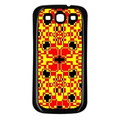 Rby 72 Samsung Galaxy S3 Back Case (black) by ArtworkByPatrick