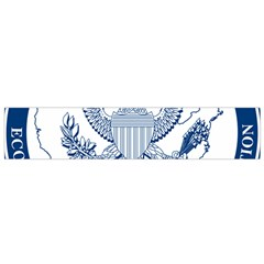 Seal Of Economic Development Administration Small Flano Scarf