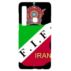 Iran Football Federation Pre 1979 Samsung A9 Black Uv Print Case by abbeyz71