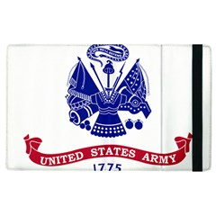 Flag Of United States Department Of Army  Apple Ipad 2 Flip Case