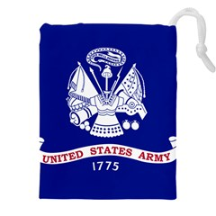Field Flag Of United States Department Of Army Drawstring Pouch (5xl)