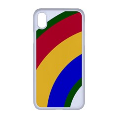 United States Army 42nd Infantry Division Shoulder Sleeve Insignia Iphone Xr Seamless Case (white) by abbeyz71
