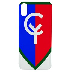 United States Army 38th Infantry Division Shoulder Sleeve Insignia Apple Iphone Xs Tpu Uv Case