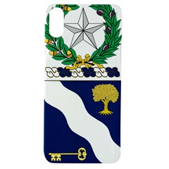 Coat Of Arms Of United States Army 143rd Infantry Regiment Apple Iphone Xs Tpu Uv Case
