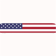 Flag Of The United States Of America  Small Bar Mats by abbeyz71