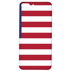 Flag Of The United States Of America  Iphone 7/8 Plus Soft Bumper Uv Case by abbeyz71