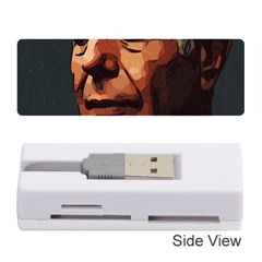 Anthony Bourdain Artwork Memory Card Reader (stick)