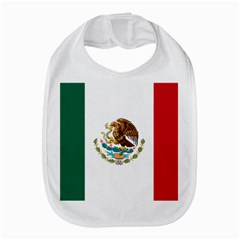 Flag Of Mexico Bib by abbeyz71