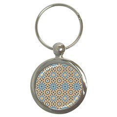 Motif Key Chain (round) by Sobalvarro
