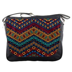 Untitled Messenger Bag by Sobalvarro