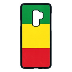 Current Flag Of Ethiopia Samsung Galaxy S9 Plus Seamless Case(black)