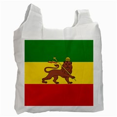 Flag Of Ethiopian Empire  Recycle Bag (two Side) by abbeyz71