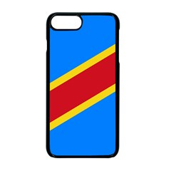 Flag Of The Democratic Republic Of The Congo, 2003 2006 Iphone 7 Plus Seamless Case (black)
