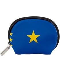 Flag Of The Democratic Republic Of The Congo, 1997 2003 Accessory Pouch (small)