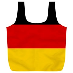 Flag Of Germany Full Print Recycle Bag (xxxl)