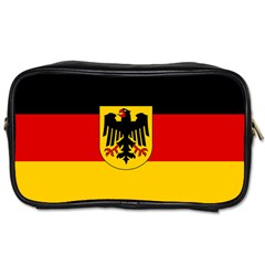Sate Flag Of Germany  Toiletries Bag (two Sides) by abbeyz71