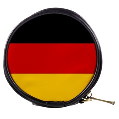 Flag Of Germany Mini Makeup Bag by abbeyz71