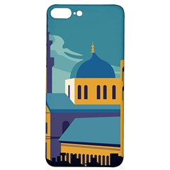 Umayat Mosque Damascus Iphone 7/8 Plus Soft Bumper Uv Case by trulycreative