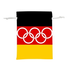 Olympic Flag Of Germany, 1960-1968 Lightweight Drawstring Pouch (l)