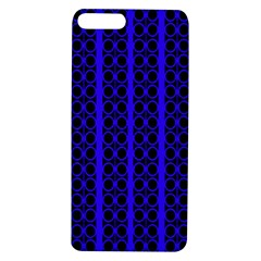 Circles Lines Black Blue Apple Iphone 7/8 Plus Tpu Uv Case by BrightVibesDesign