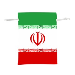 Flag Of Iran Lightweight Drawstring Pouch (s) by abbeyz71