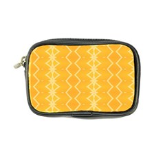 Pattern Yellow Coin Purse