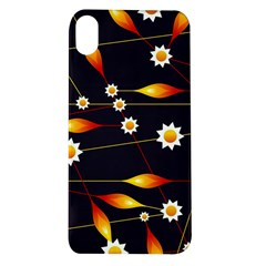 Flower Buds Floral Background Apple Iphone Xr Tpu Uv Case