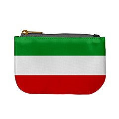 Flag Of Iran (1964–1980) Mini Coin Purse by abbeyz71