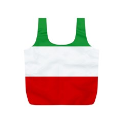 Flag Of Iran (1964–1980) Full Print Recycle Bag (s) by abbeyz71