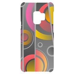 Abstract Colorful Background Grey Samsung S9 Black Uv Print Case by HermanTelo