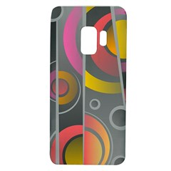 Abstract Colorful Background Grey Samsung Galaxy S9 Tpu Uv Case by HermanTelo