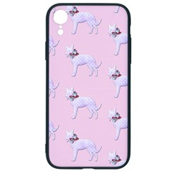 Dogs Pets Anima Animal Cute Iphone Xr Soft Bumper Uv Case