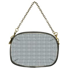 Pattern Shapes Chain Purse (one Side) by HermanTelo