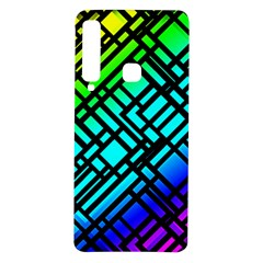 Background Texture Colour Samsung Galaxy A9 Tpu Uv Case by HermanTelo