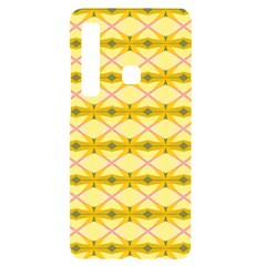 Pattern Pink Yellow Samsung A9 Black Uv Print Case
