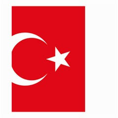 Vertical Flag Of Turkey Small Garden Flag (two Sides) by abbeyz71
