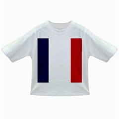 Flag Of France Infant/toddler T-shirts by abbeyz71