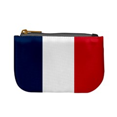 Flag Of France Mini Coin Purse by abbeyz71