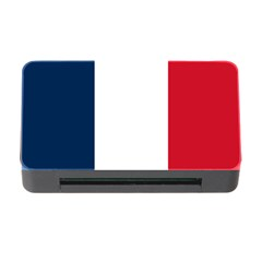 Flag Of France Memory Card Reader With Cf by abbeyz71