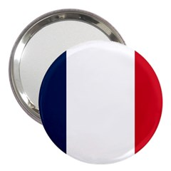 Flag Of France 3  Handbag Mirrors by abbeyz71