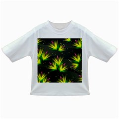 Floral Abstract Lines Infant/toddler T-shirts by HermanTelo