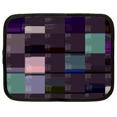 Xd009642 Tarpaulin s Source Analysis-rs Glitch Code 15inch Laptop Sleeve