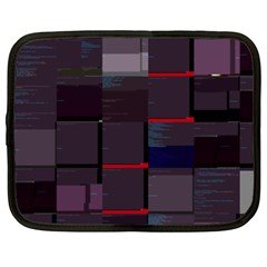 Kubernetes-client Go s Api Client-go Glitch Code 15inch Laptop Sleeve by HoldensGlitchCode