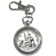 Great Seal Of France Key Chain Watches by abbeyz71