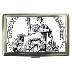 Great Seal Of France Cigarette Money Case by abbeyz71
