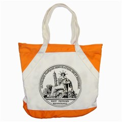 Great Seal Of France Accent Tote Bag by abbeyz71