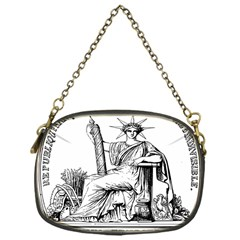 Great Seal Of France Chain Purse (one Side) by abbeyz71