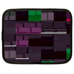 Cqoicebordel Orrery s Orrery Js Glitch Code 15inch Laptop Sleeve by HoldensGlitchCode